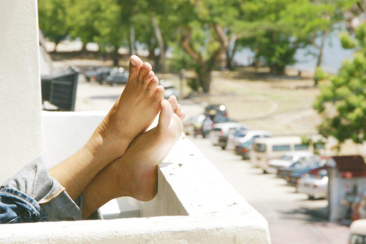 Undvik blåsor på din aktiva semester